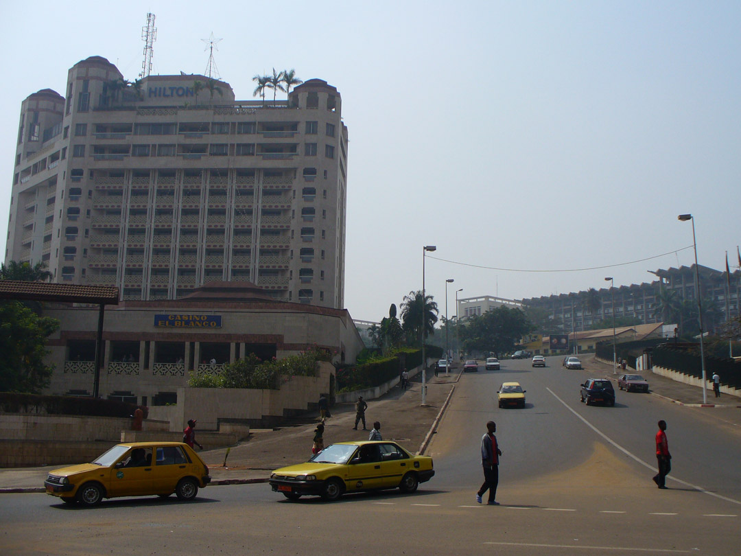 Hilton Yaounde Cameroon
