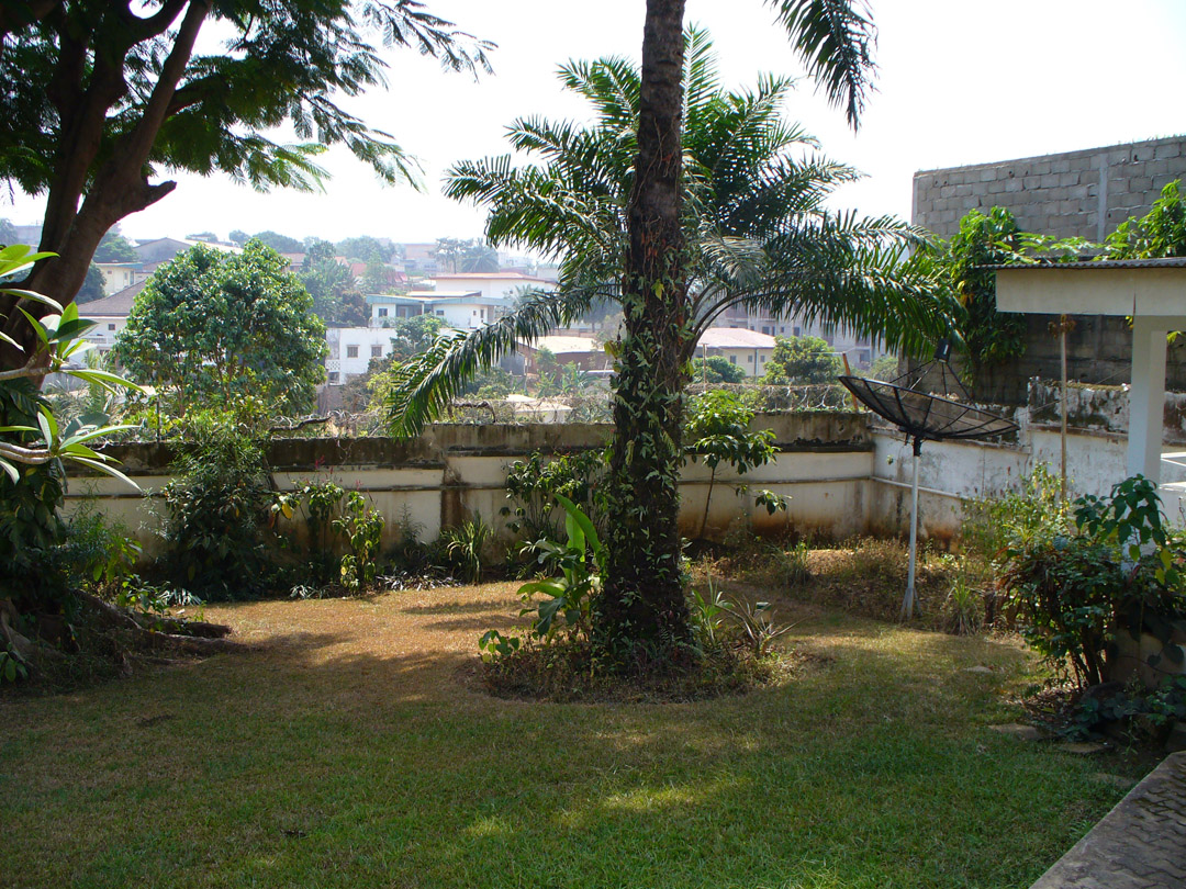 USA guest house Yaounde Cameroon