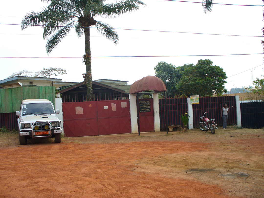 Restaurant Salsa Yaounde Cameroon