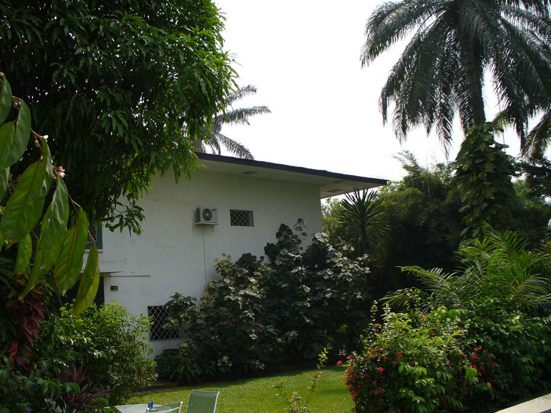 Rob's Douala house