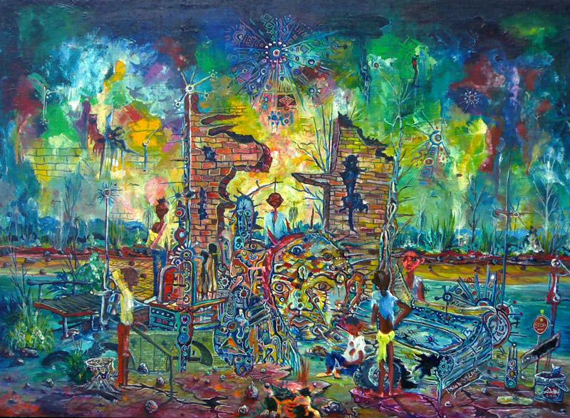 1996 post-Apocalyptic art