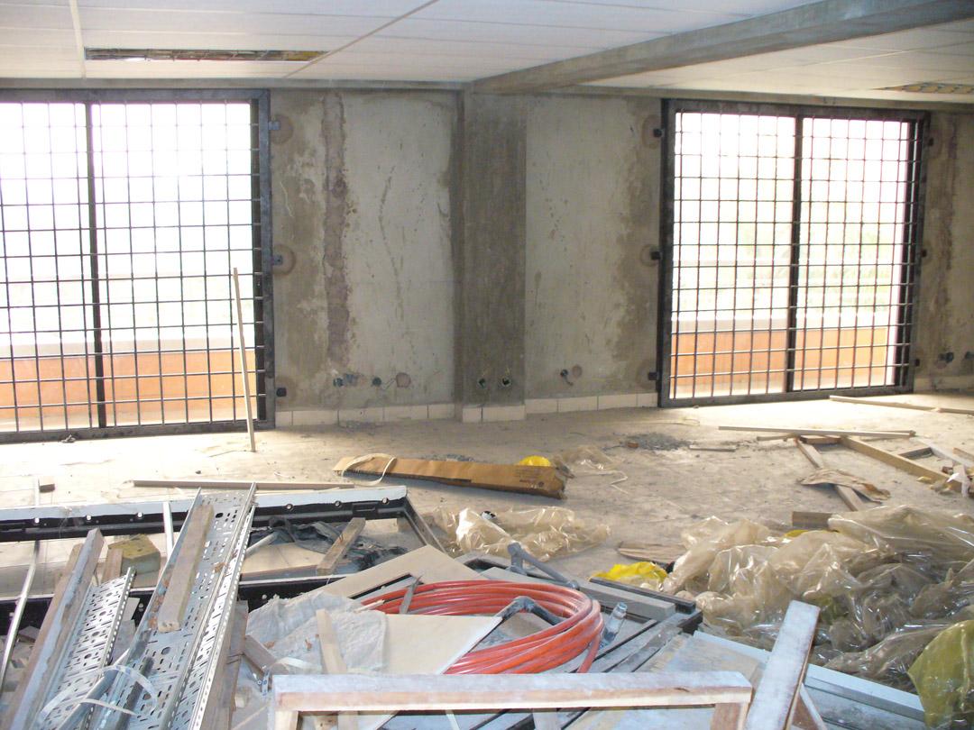 USA Douala consulate under construction