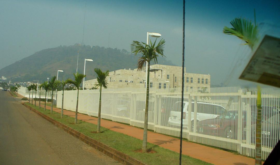 USA Embassy Yaounde Cameroon