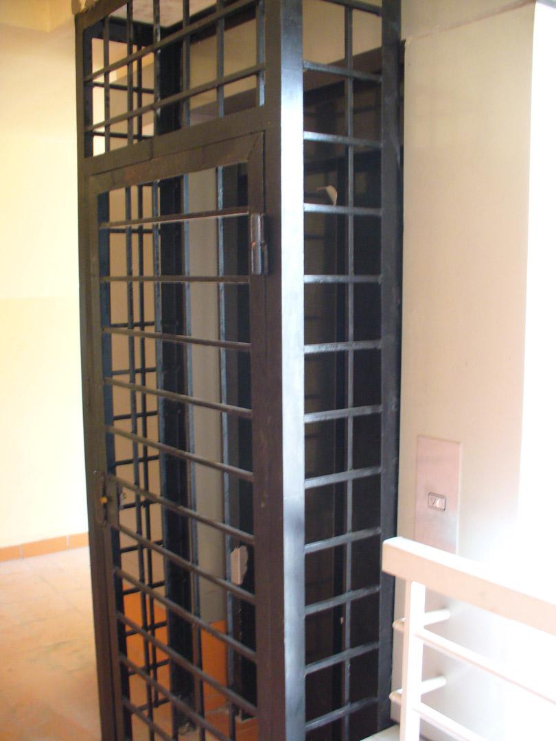 USA Consulate secure elevator