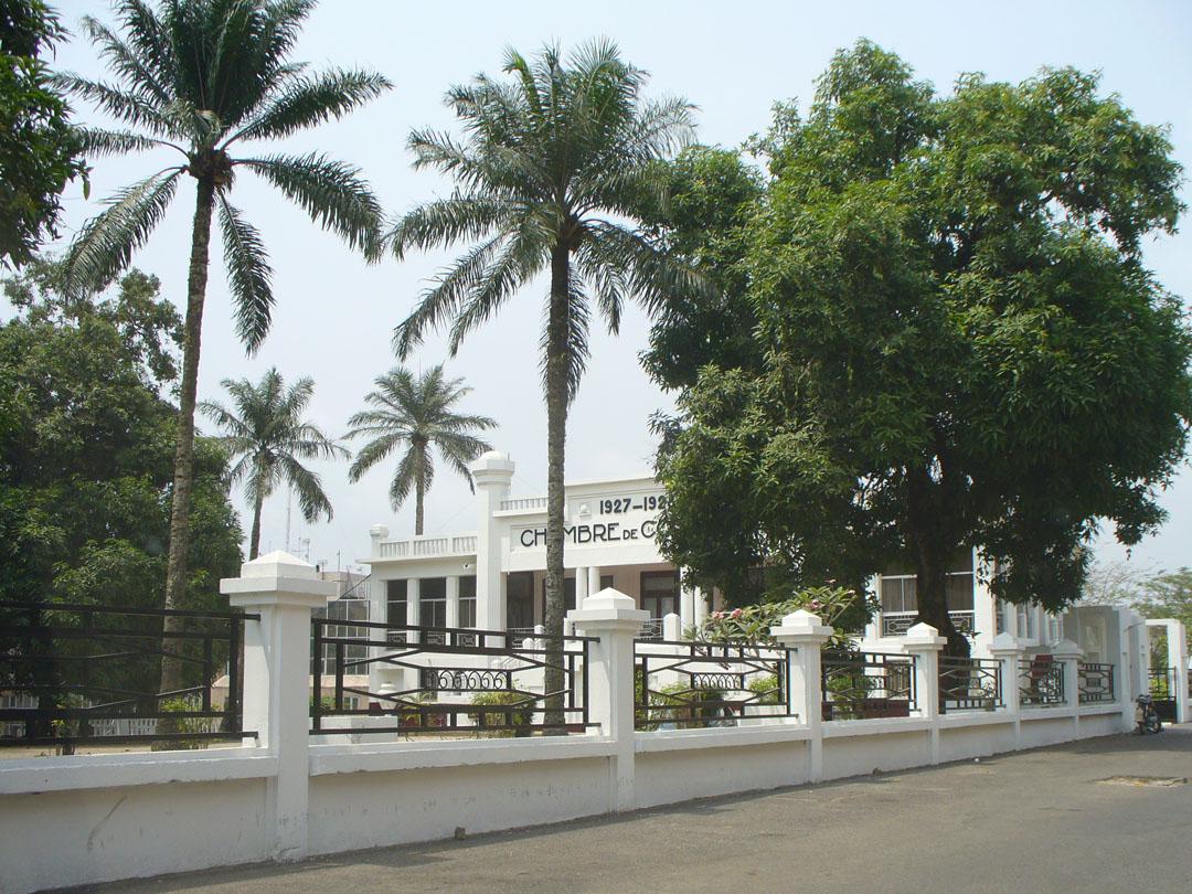 Douala, Chamber of Commerce