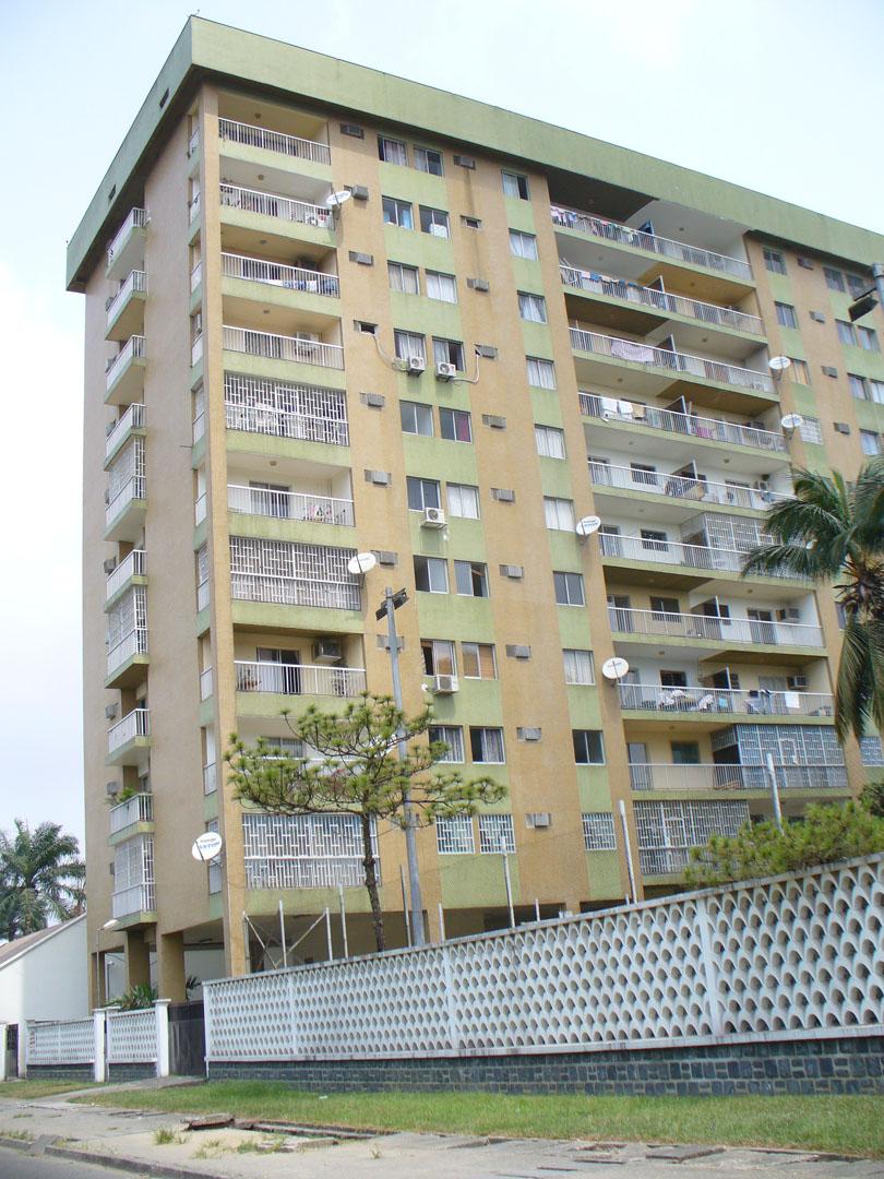 Douala, Cameroon, apt living