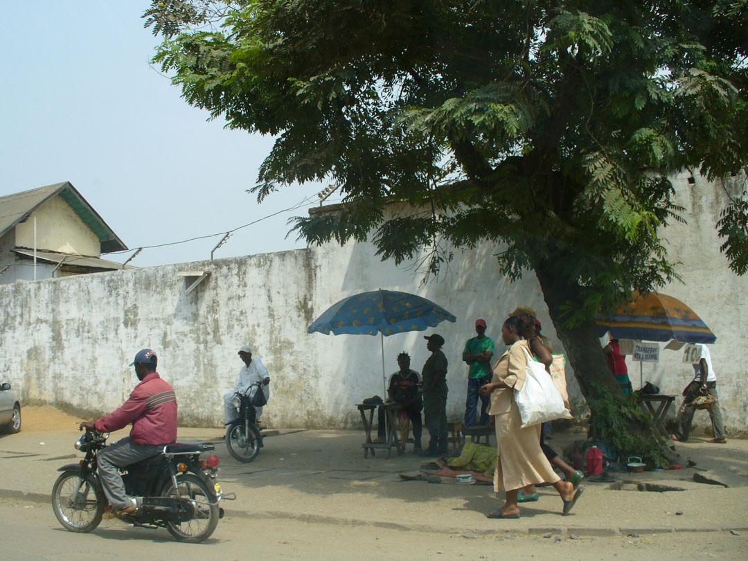 Cameroon's worst prison