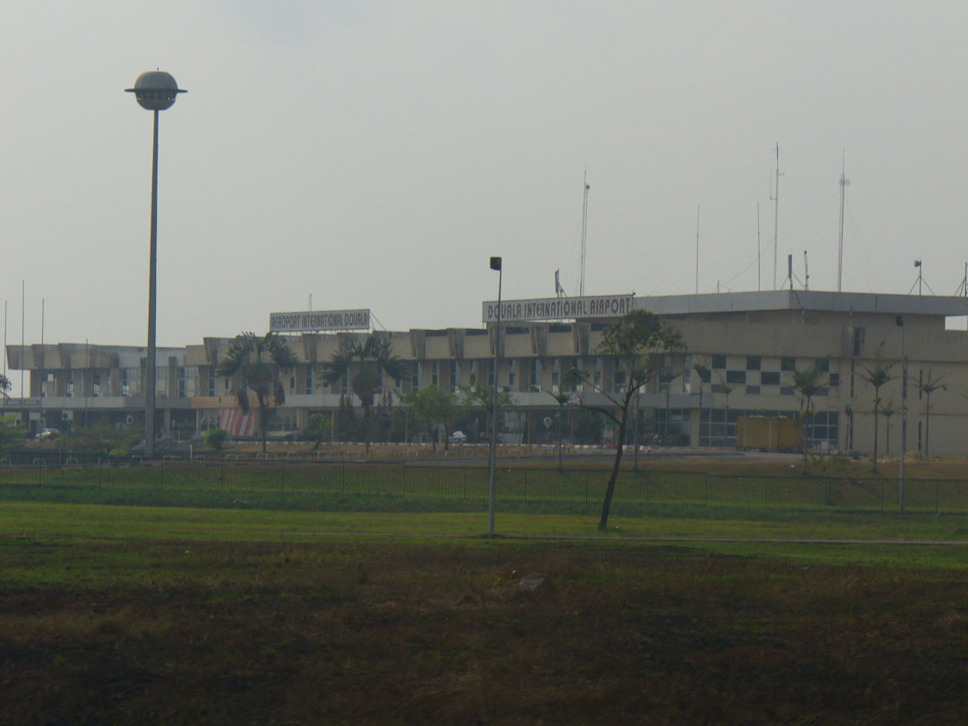 Douala, Cameroon airport