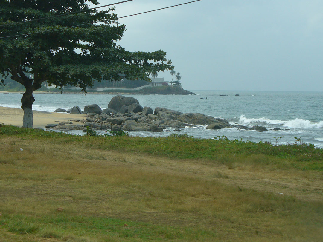 Presidential beach house
