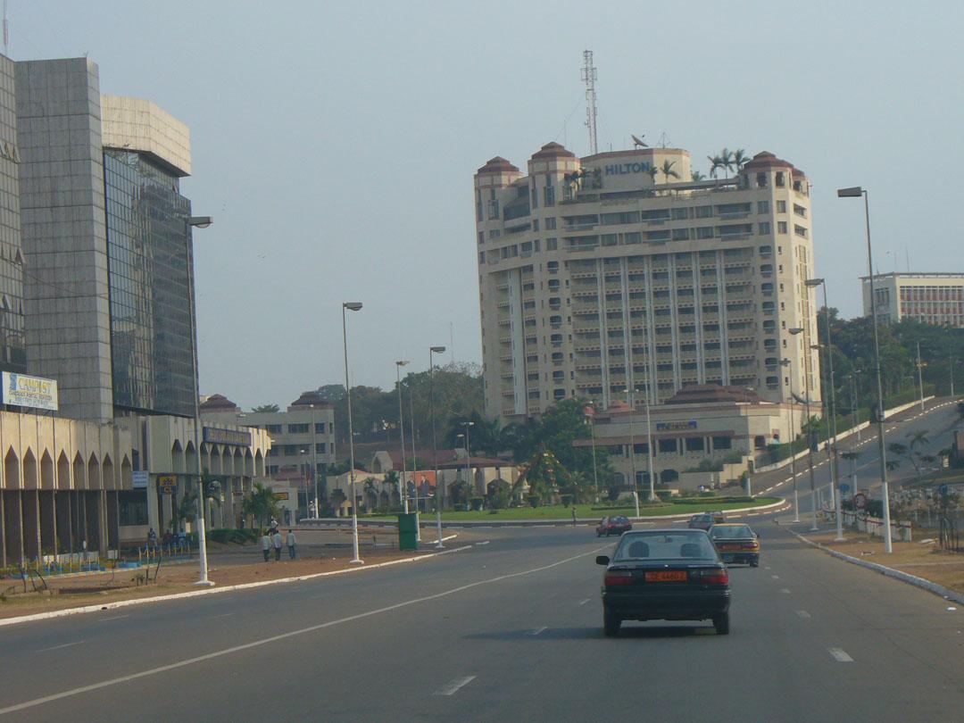Yaoundé, Cameroon Hilton
