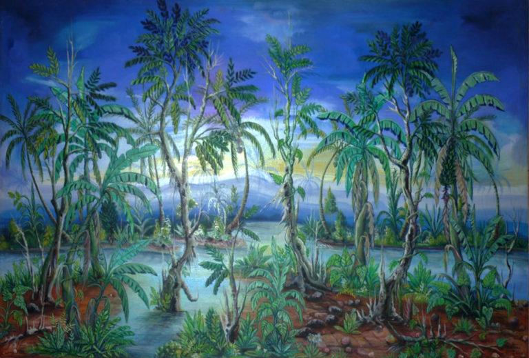 African Landscape II