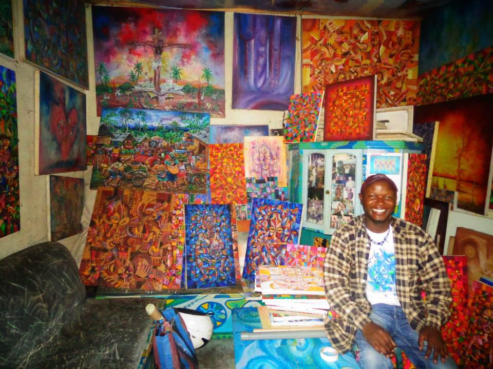 Angu Walters Studio