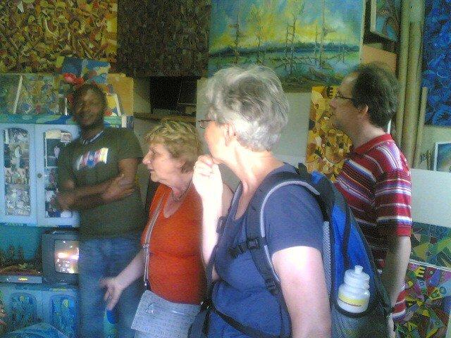 Angu Walters admirers in Netherlands