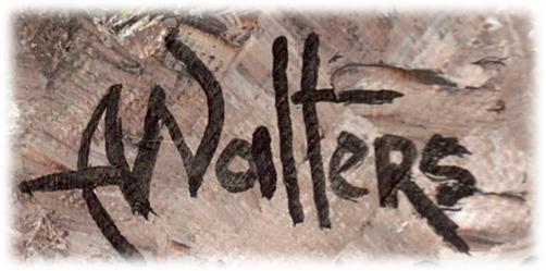 Angu Walters art signature