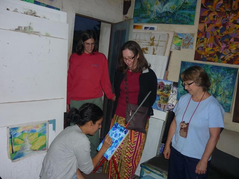 Angu Walters student Shirin