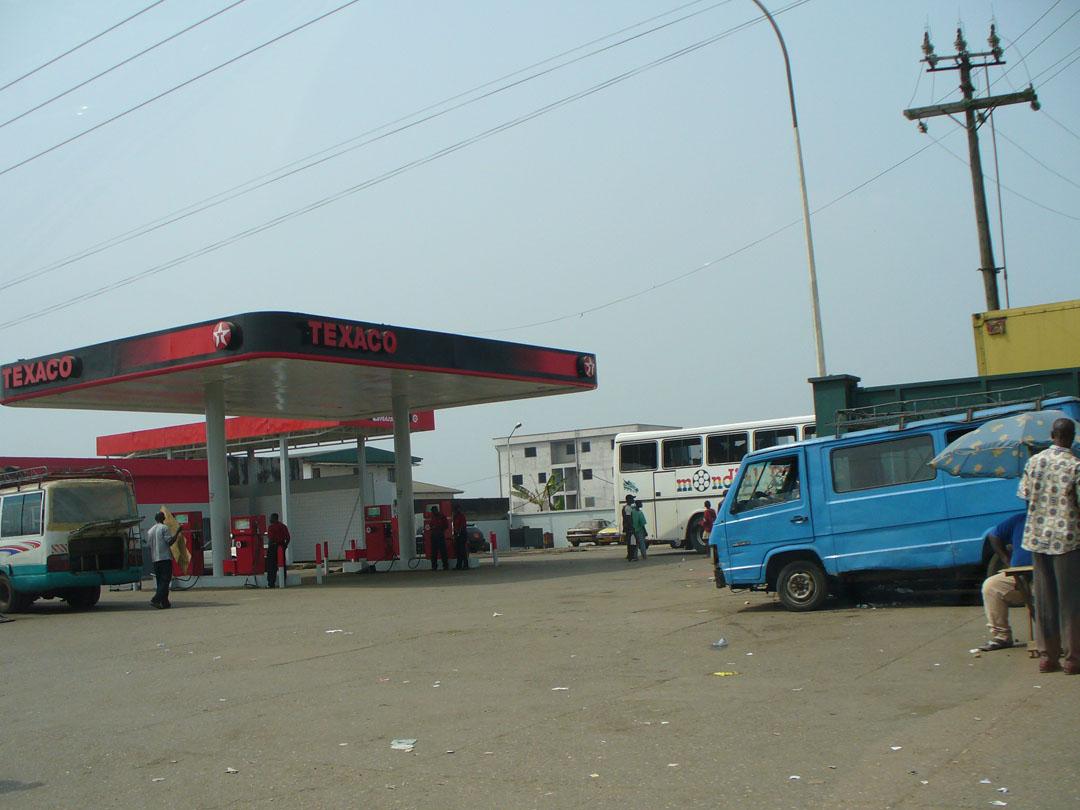 Cameroon Texaco