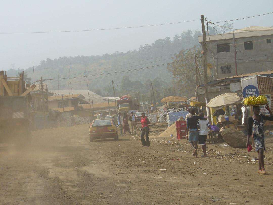 Cameroon road trip