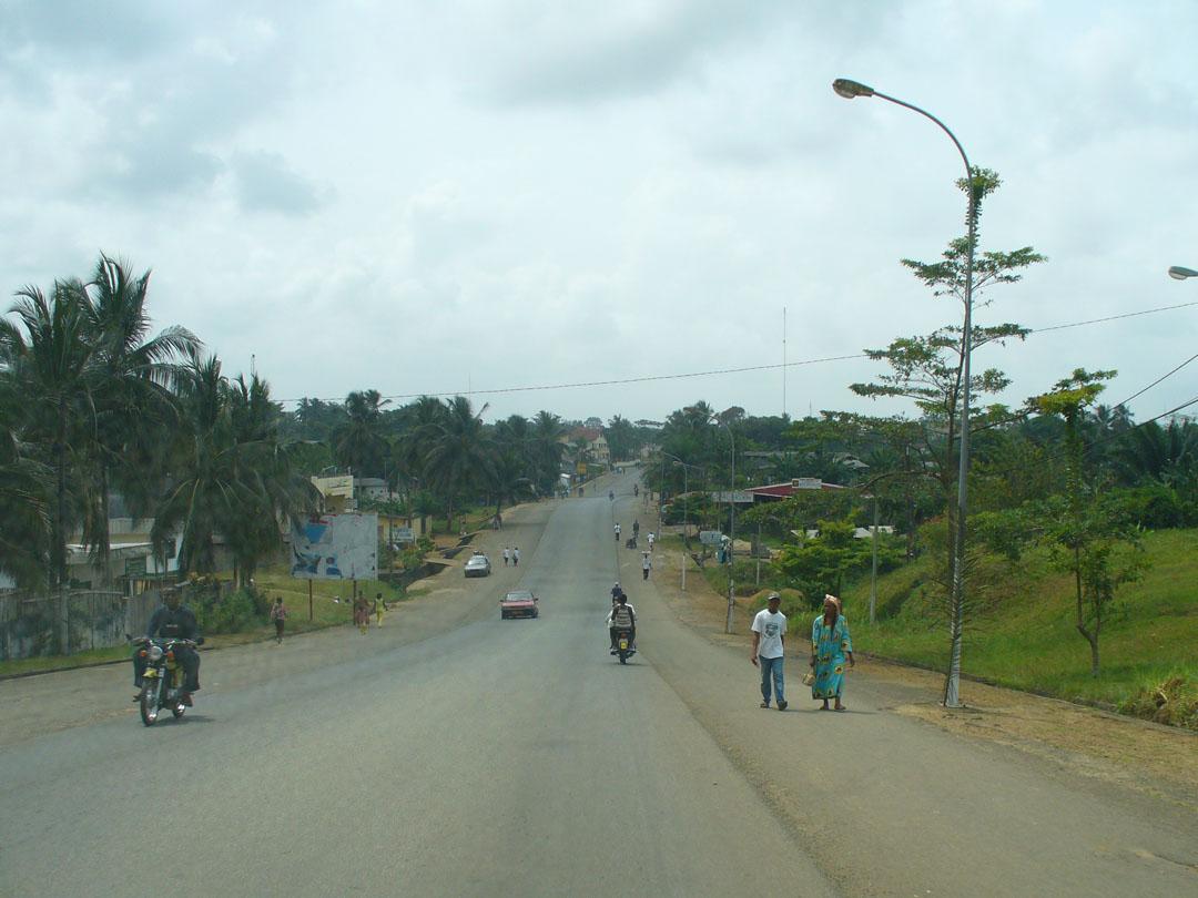 Karibe, Cameroon looks different, better