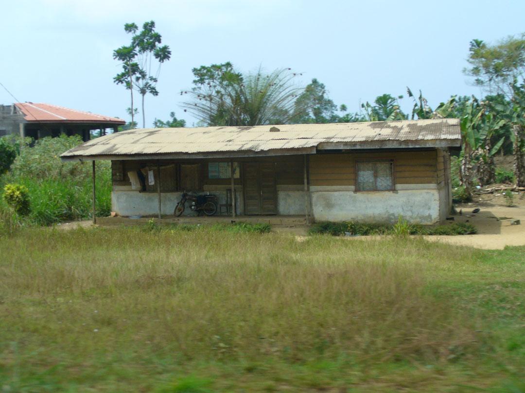 South of Karibe Cameroon not so bad