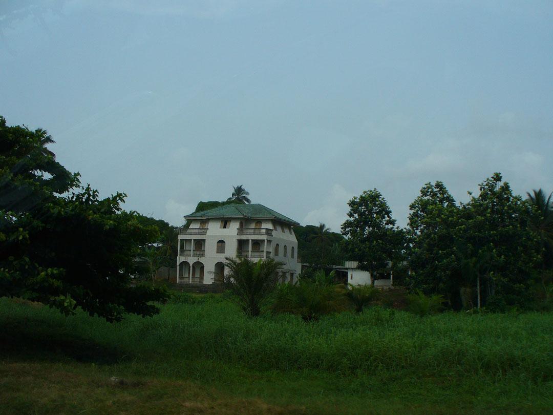 A house with a story I bet