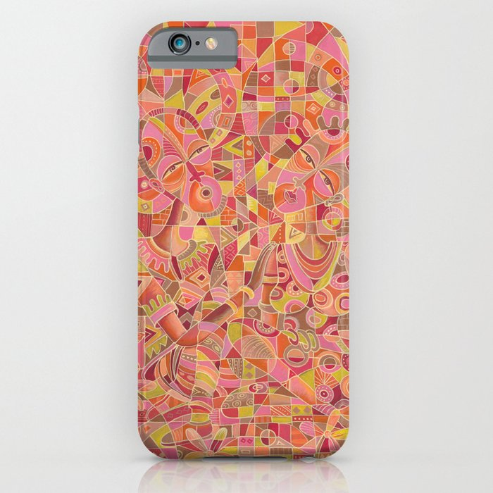 dialogue 5 marriage iPhone case