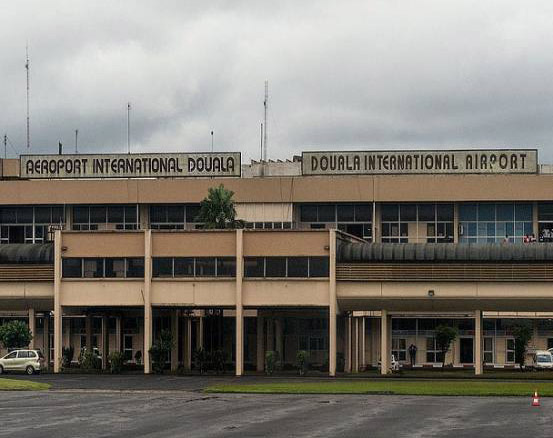 Douala Cameroon airport