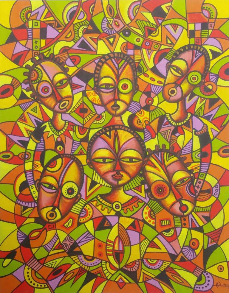 Faces VII