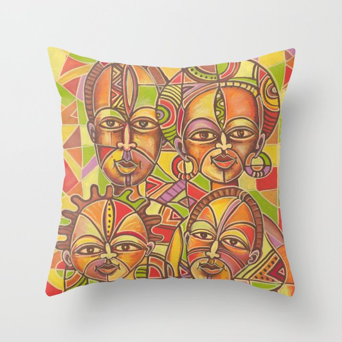 Family Recessed pillow