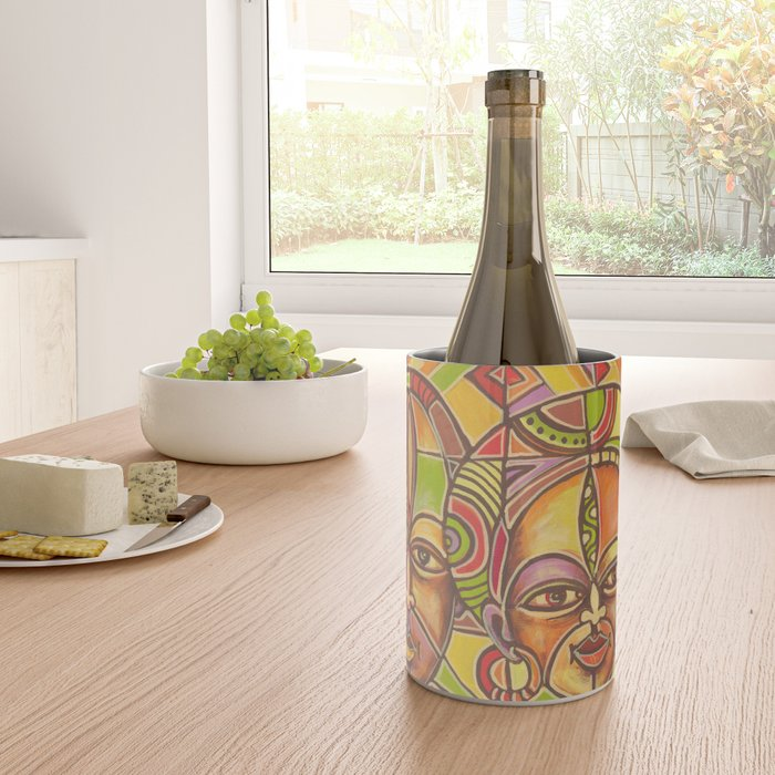Family Recessed wine chiller