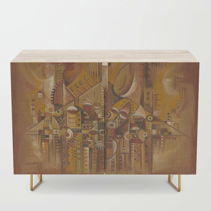 Home Sweet Home credenza