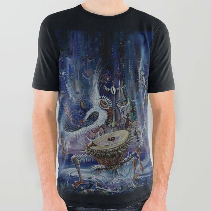 Kora Player 3 t-shirt