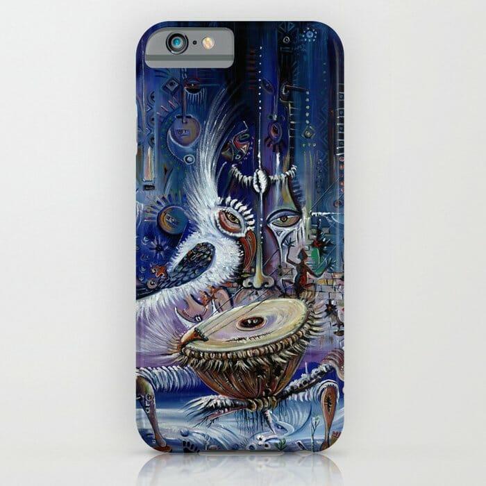 Kora Player 3 iPhone case