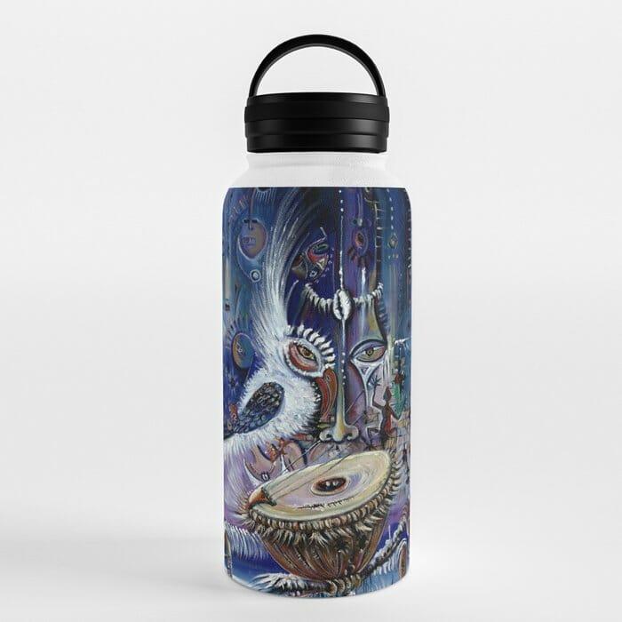 Kora Player 3 water bottle