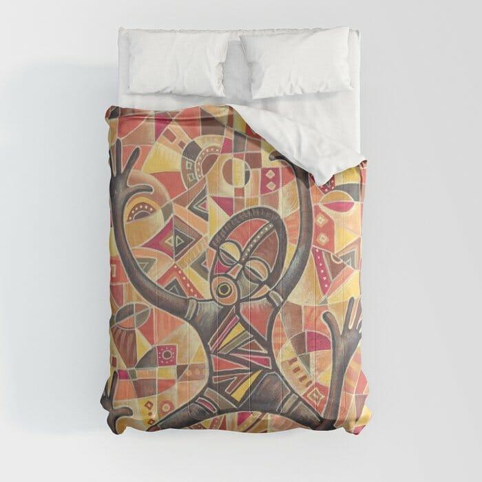 Last Dance comforter
