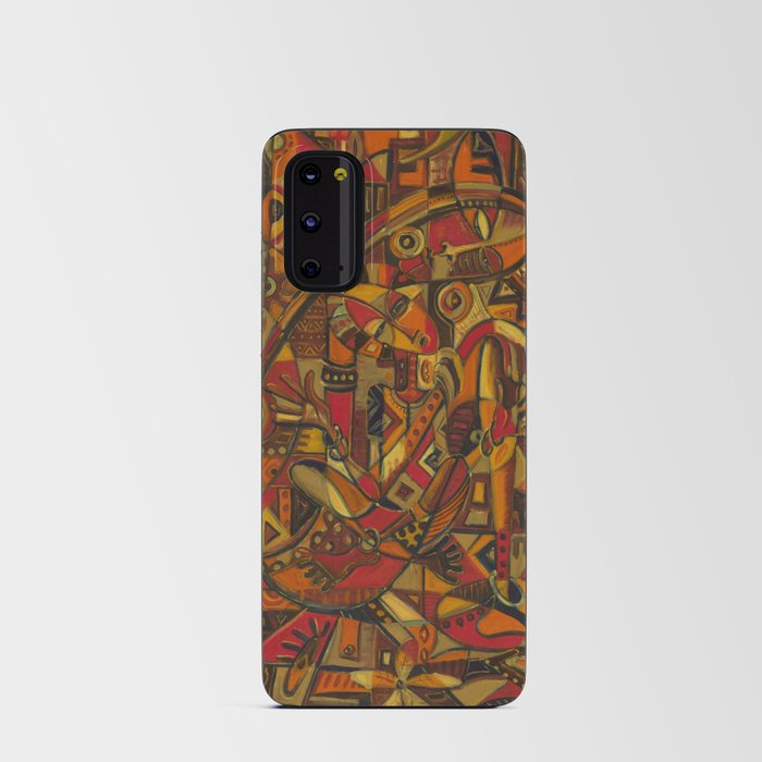 Mother and Child 7 Android case