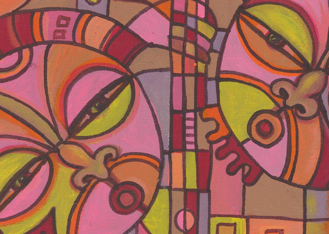 Music is Love 5 romantic art close