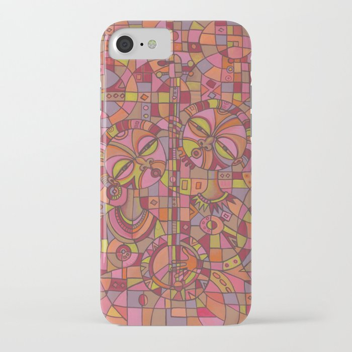 Music is Love 5 iPhone case
