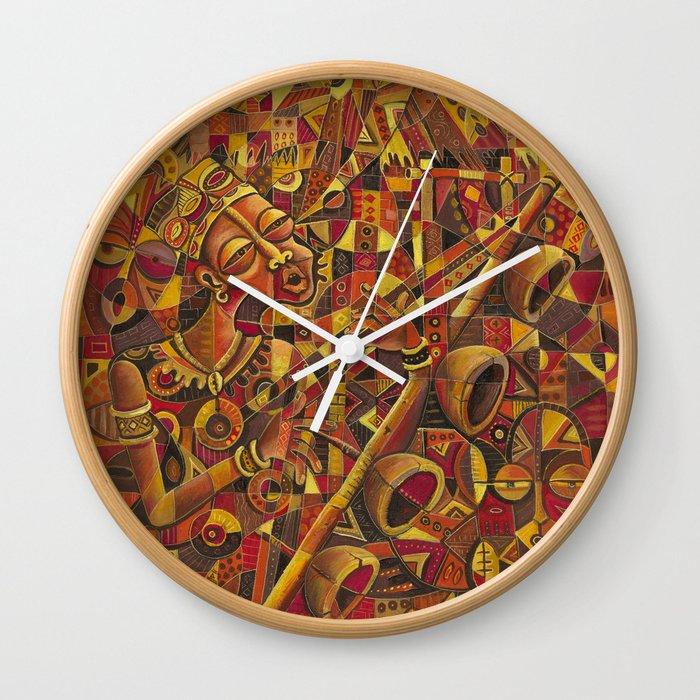 Mvet Player 2 clock