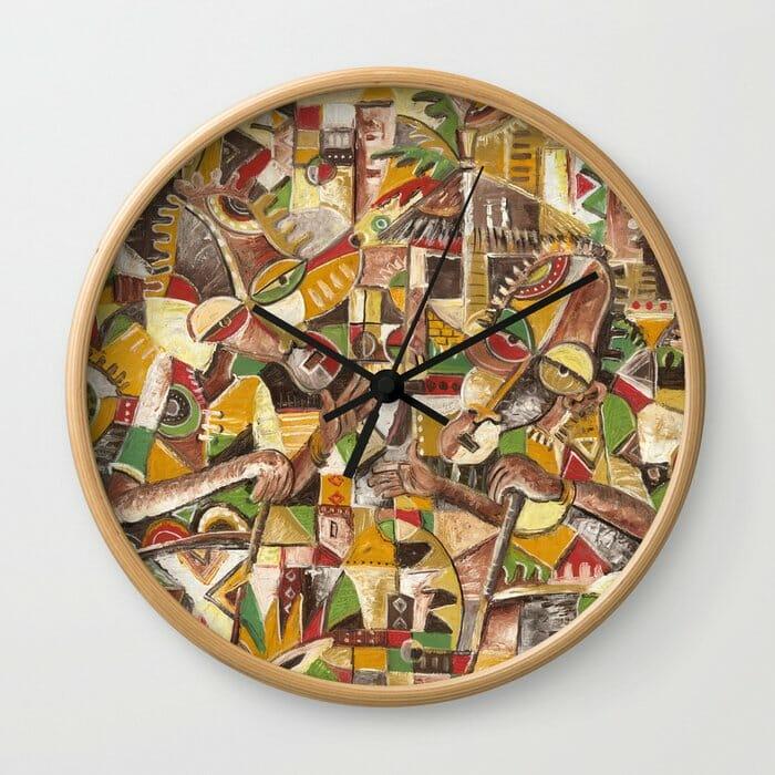 My Best Friend clock