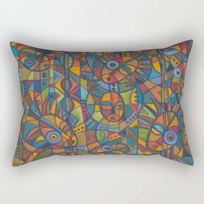 Play the Banjo 2 pillow