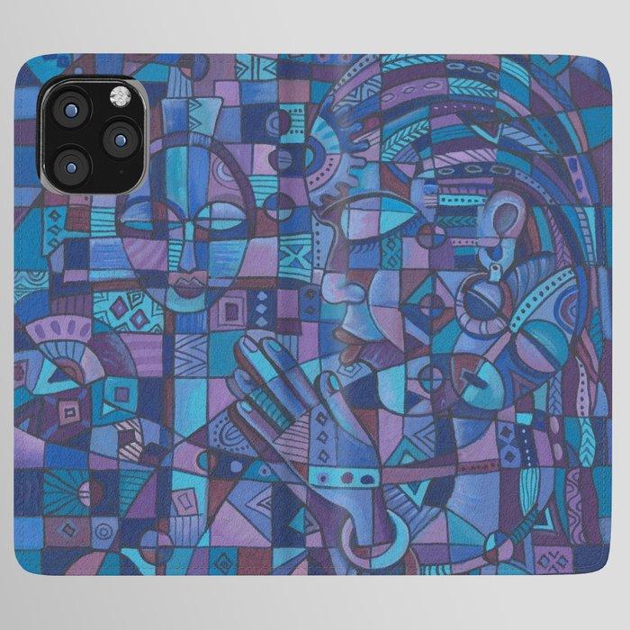 Prayer 4 iPhone wallet case