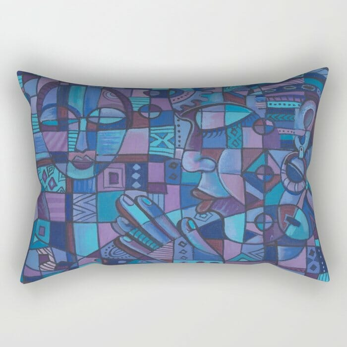 Prayer 4 pillow
