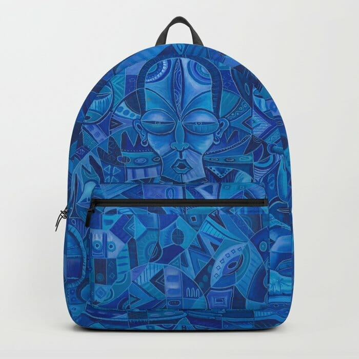 The Blues Band 2 backpack