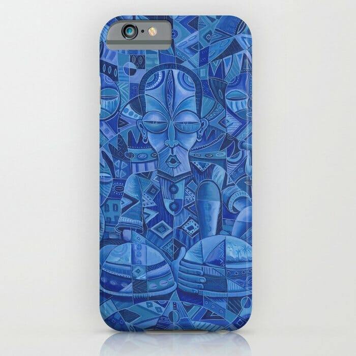 The Blues Band 2 iPhone case