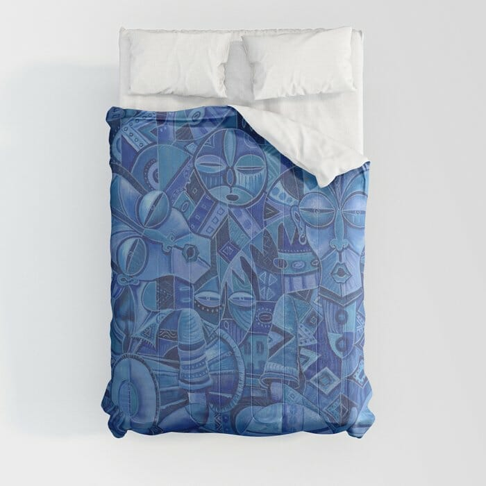 The Blues Band 2 comforter