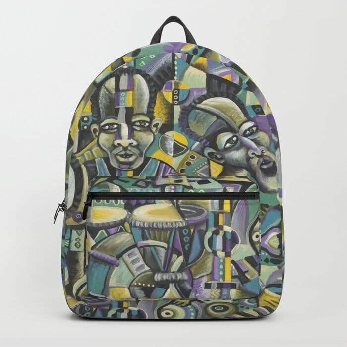 The Blues Band 1 backpack