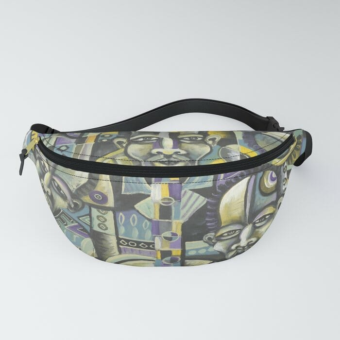 The Blues Band fanny pack