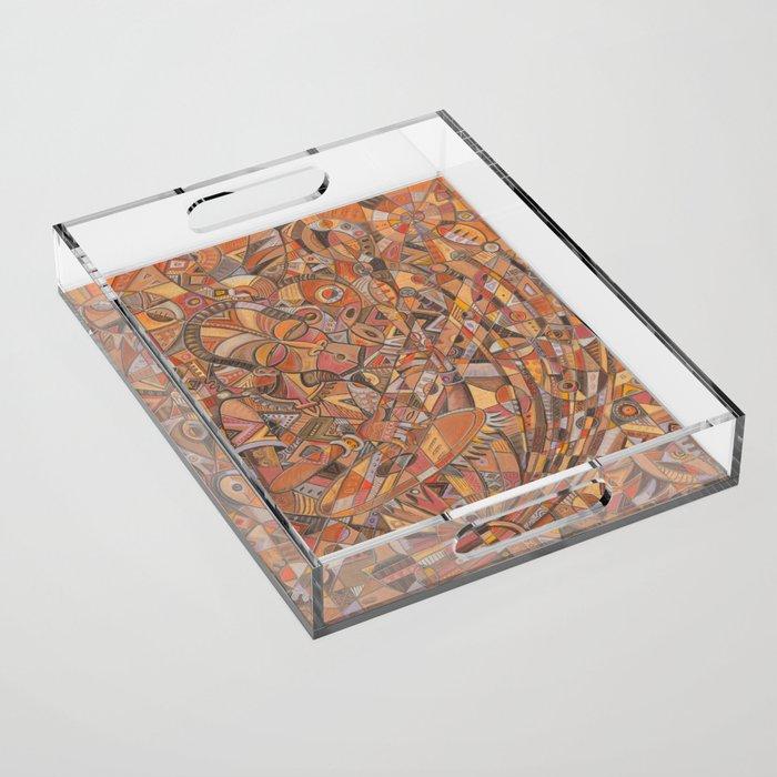 Kora Player I acrylic tray